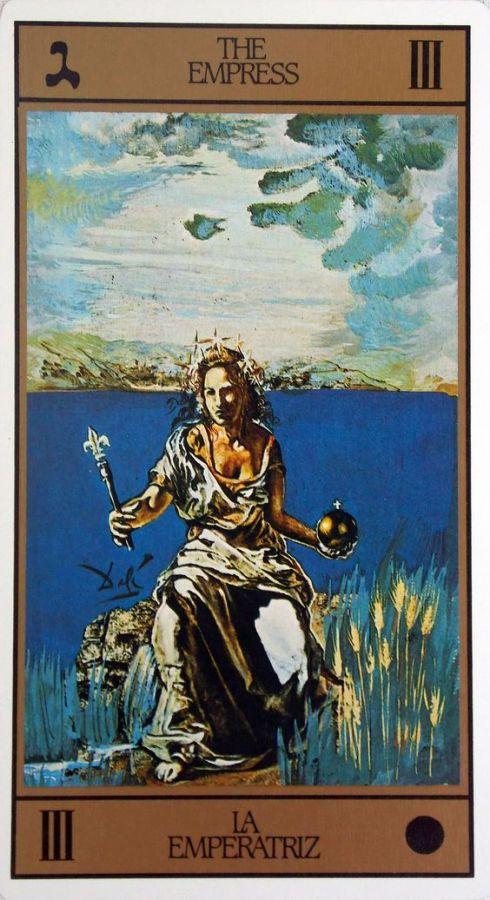 Tarot de Dalí, edición de lujo.